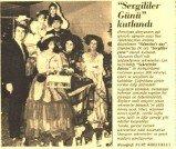 1984թ. Թուրքիայում առաջին անգամ նշեցին Սբ. Վալենտինի տոնը:
