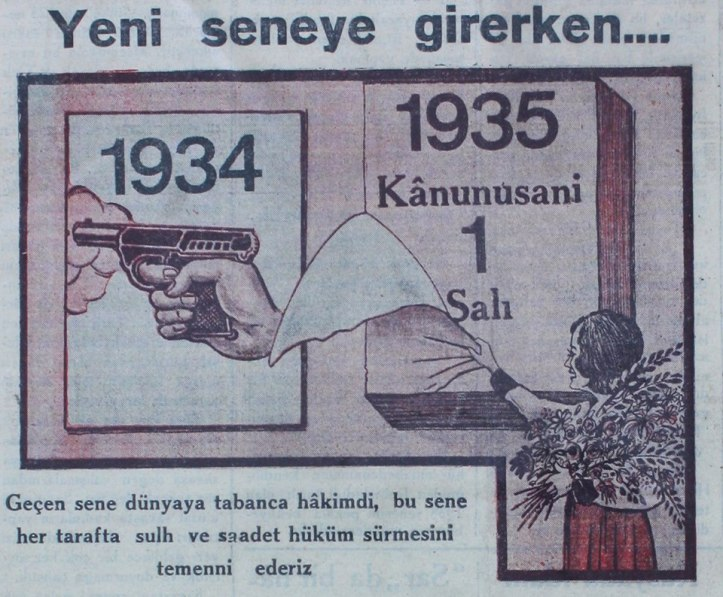 Zaman-1January-Ocak 1935