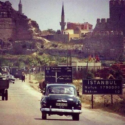 Մուտք դեպի Ստամբուլ (1965թ.):