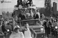 Թ. Օզալն իր համախոհների հետ